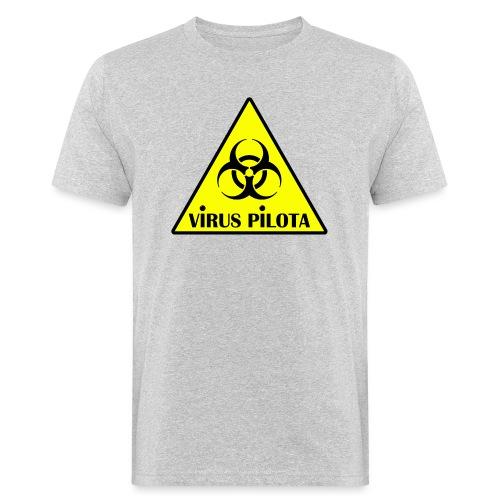 viruspelote png - T-shirt bio Homme