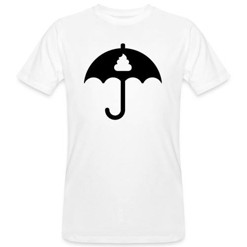Shit icon Black png - Men's Organic T-Shirt