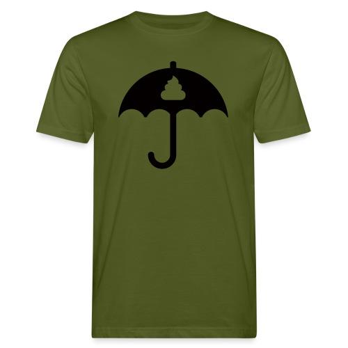 Shit icon Black png - Men's Organic T-Shirt
