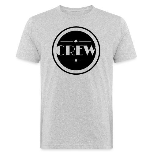 CREW - Männer Bio-T-Shirt