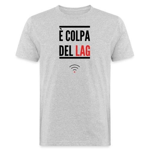 Cover 5/5s - T-shirt ecologica da uomo