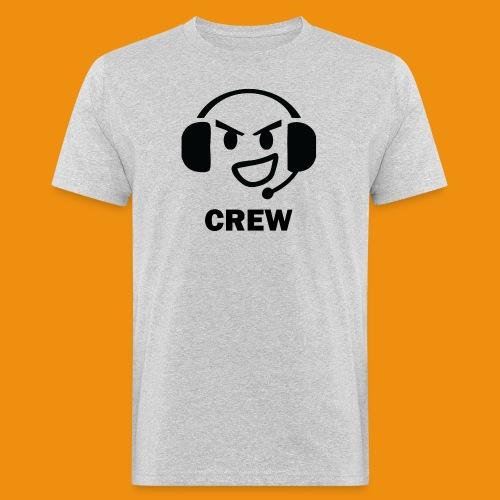 T-shirt-front - Organic mænd