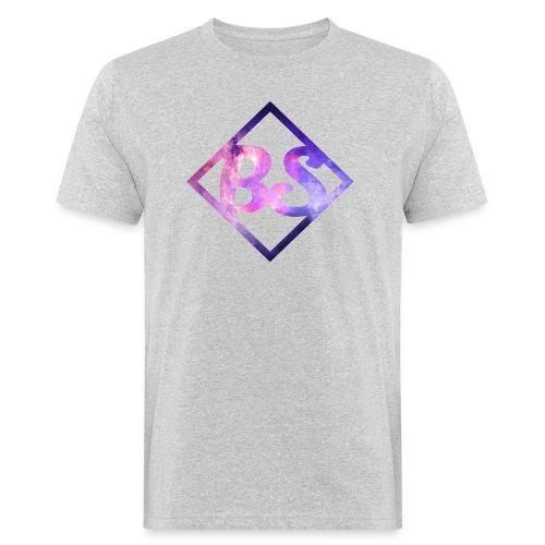 BulletShockYT - Mannen Bio-T-shirt