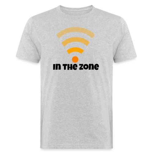 In the zone women - Mannen Bio-T-shirt
