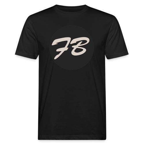 TSHIRT-INSTAGRAM-LOGO-KAAL - Mannen Bio-T-shirt