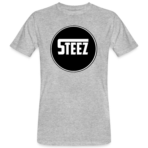 Steez t-Shirt black - Mannen Bio-T-shirt