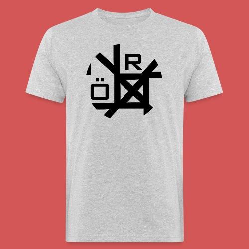 Nörthstat Group™ TecH | iCon - WHT.Knapsack - Men's Organic T-Shirt