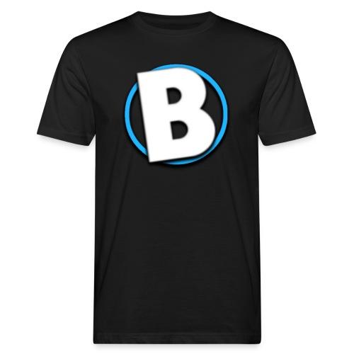 Bumble Logo - Men's Organic T-Shirt