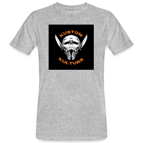 Happyness - T-shirt bio Homme