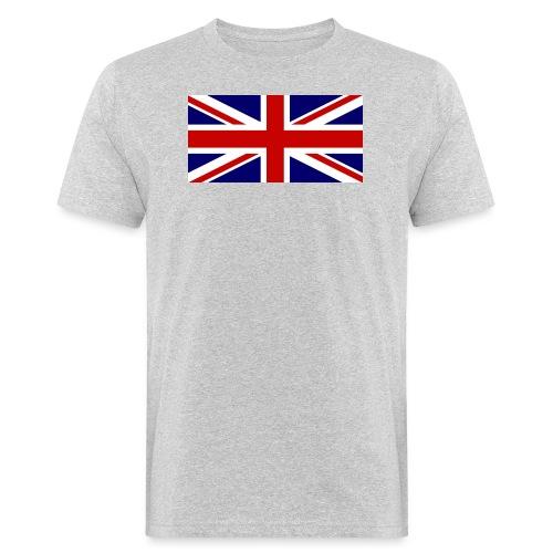 drapeau anglais - T-shirt bio Homme