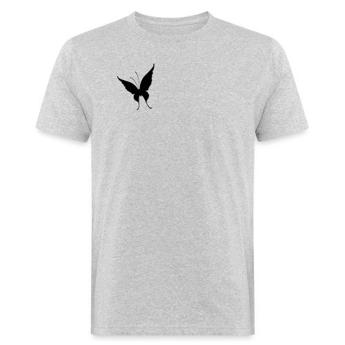 Schmetterling - Männer Bio-T-Shirt