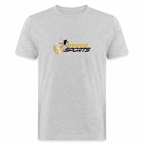 Skifahrer - Männer Bio-T-Shirt