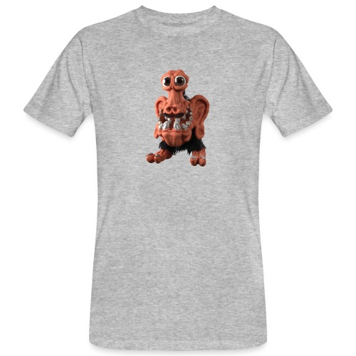 Very positive monster - Men's Organic T-Shirt