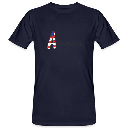 America - T-shirt bio Homme