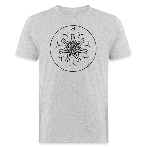 Rudis Mars Siegel - Männer Bio-T-Shirt