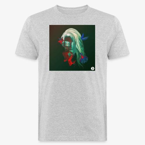Burundanga Cover Art - Miesten luonnonmukainen t-paita