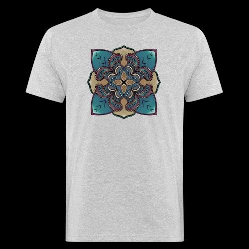 cute Mandala style design - Men's Organic T-Shirt