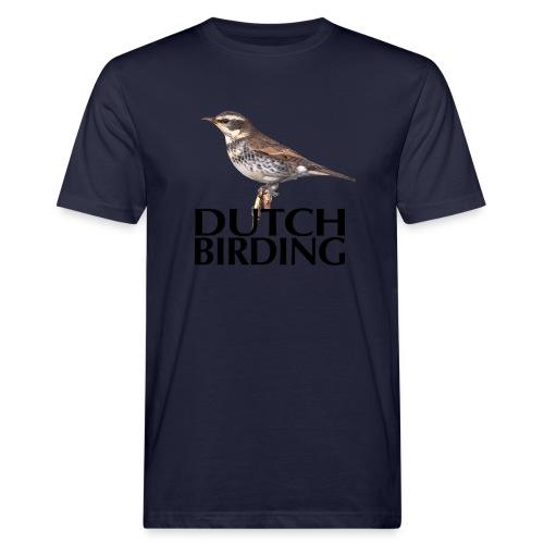 DB Bruinelijster - Mannen Bio-T-shirt