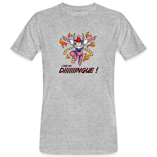 Ikki - J'suis un dingue - T-shirt bio Homme