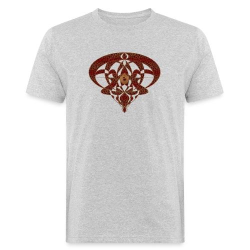 Art Nouveau Art Deco Art Nouveau Vintage Art Gold - Men's Organic T-Shirt