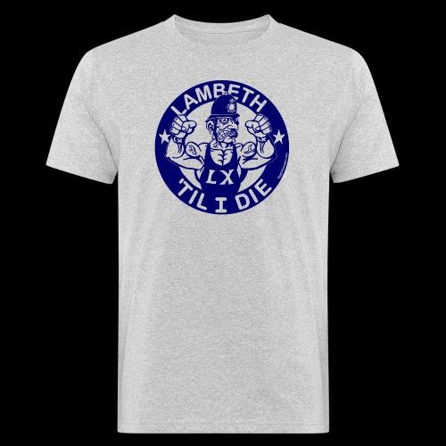 LAMBETH - NAVY BLUE - Men's Organic T-Shirt
