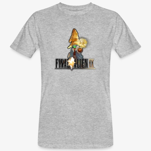 Mr3DAlien as Vivi - Männer Bio-T-Shirt