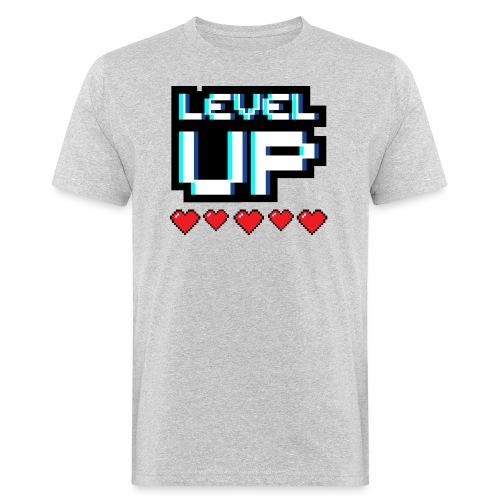 levelup - Ekologisk T-shirt herr