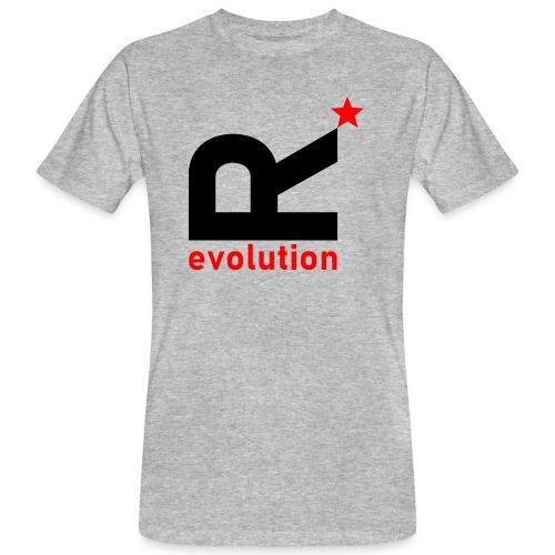 R evolution - Männer Bio-T-Shirt