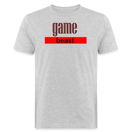 gamebeast - Mannen Bio-T-shirt
