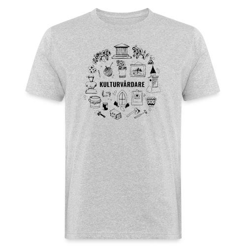 Kulturvårdare - Ekologisk T-shirt herr