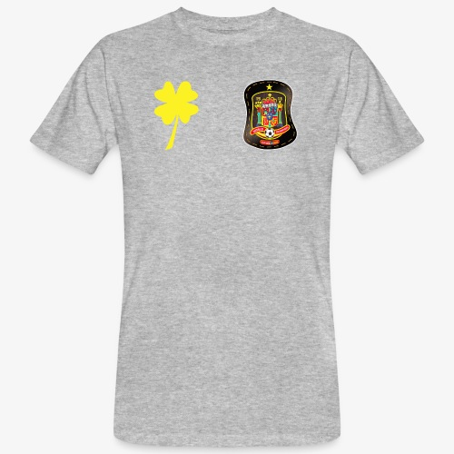 Trébol de la suerte CEsp - Camiseta ecológica hombre