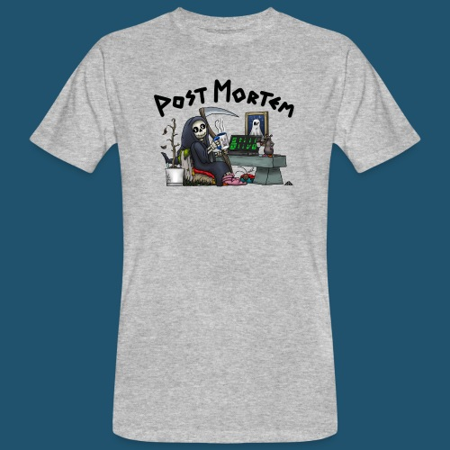 Post Mortem - Still Alive - Ekologisk T-shirt herr