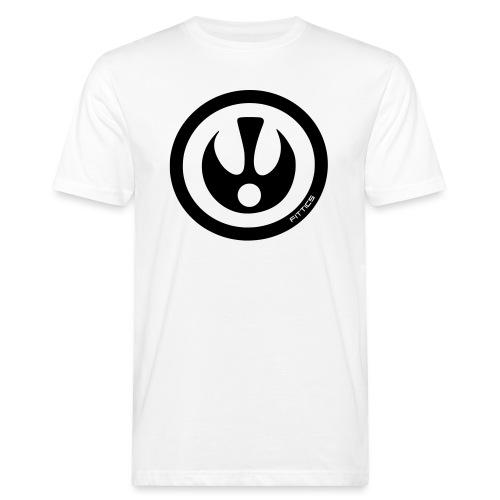 FITTICS SHIELD Black - Men's Organic T-Shirt
