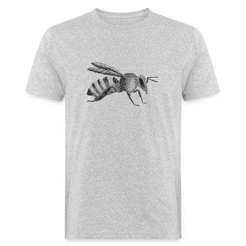 Biene - Männer Bio-T-Shirt