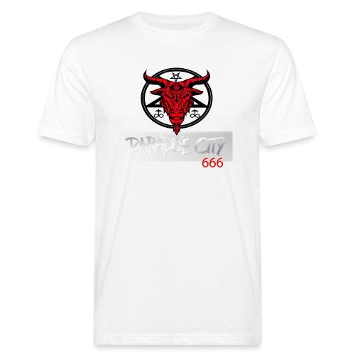 satan city - T-shirt bio Homme