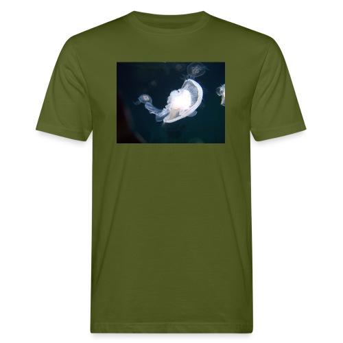 Leijailen - Miesten luonnonmukainen t-paita