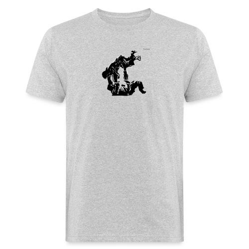 Jutsu v2 - Mannen Bio-T-shirt