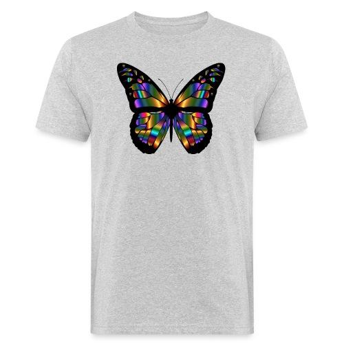 papillon design - T-shirt bio Homme