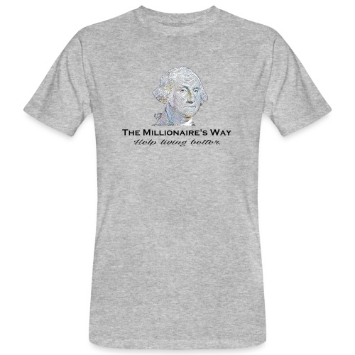 Il nostro logo - T-shirt ecologica da uomo