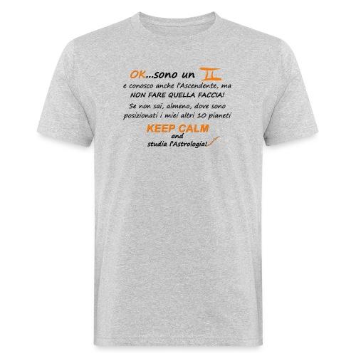 GEMELLI - T-shirt ecologica da uomo