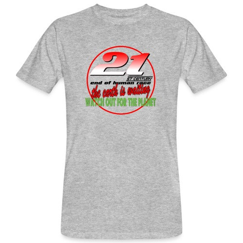 xts0297 - T-shirt bio Homme