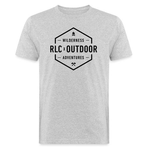 RLC Outdoor - Männer Bio-T-Shirt