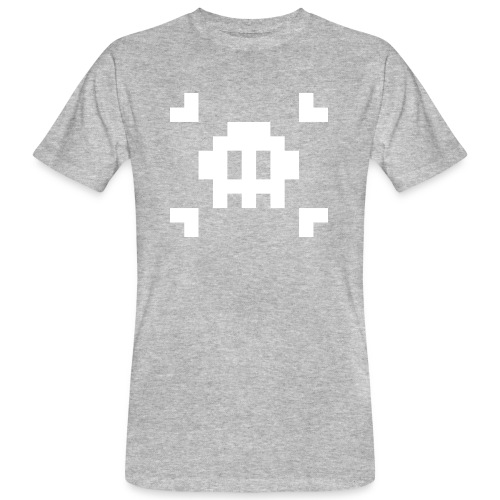 Mug Pixel Skull - T-shirt bio Homme