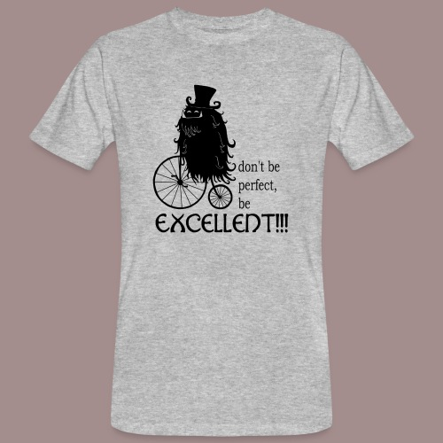 Excellent2 - Männer Bio-T-Shirt