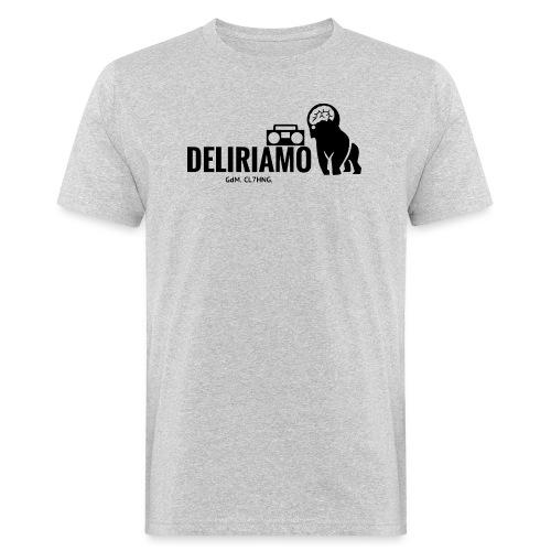 DELIRIAMO CLOTHING (GdM01) - T-shirt ecologica da uomo