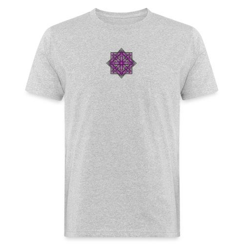 geometronology - Men's Organic T-Shirt