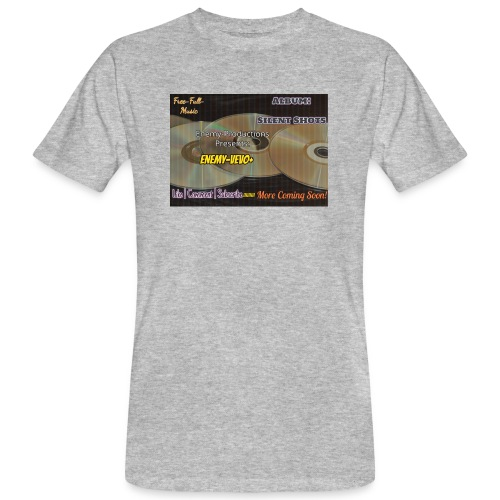 Enemy_Vevo_Picture - Men's Organic T-Shirt