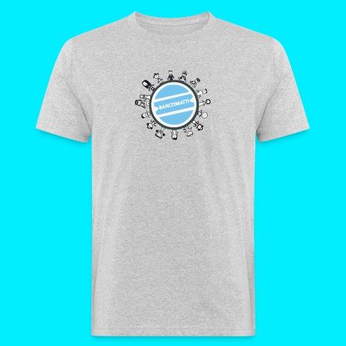 BancoFamily stick - T-shirt ecologica da uomo