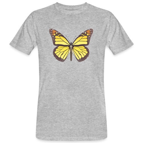 190520 monarch butterfly lajarindream - Camiseta ecológica hombre