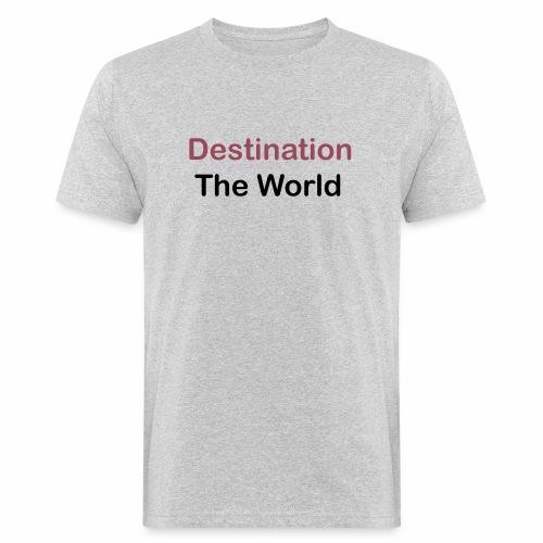 T Shirt design 2 - T-shirt bio Homme